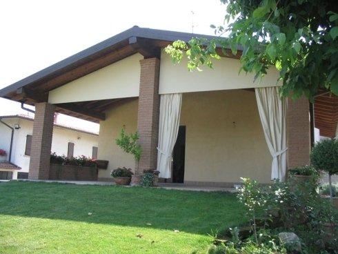 tende per portico