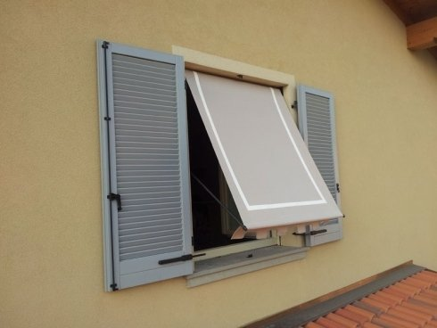 tenda finestra bilancino