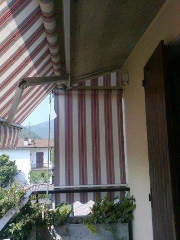 tenda laterale balcone