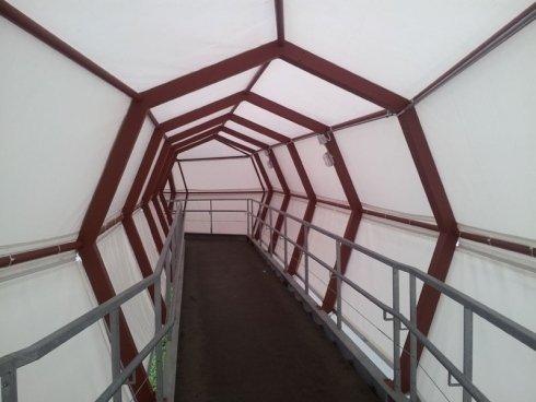chiusura completa tunnel