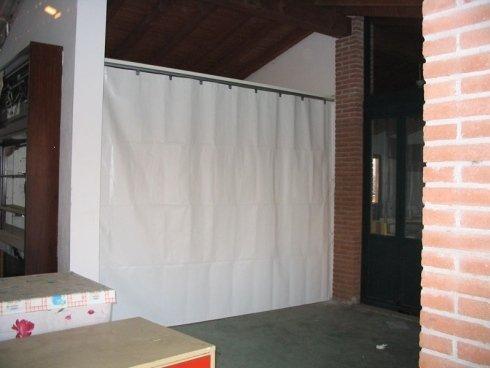 chiusura muro