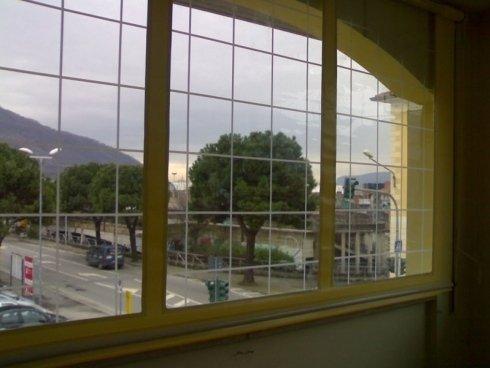 chiusura finestra