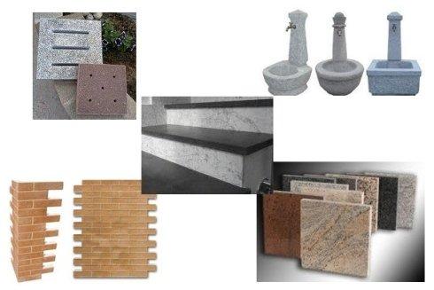 prodotti in pietra