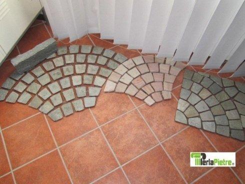 elementi di decoro per pavimentazioni