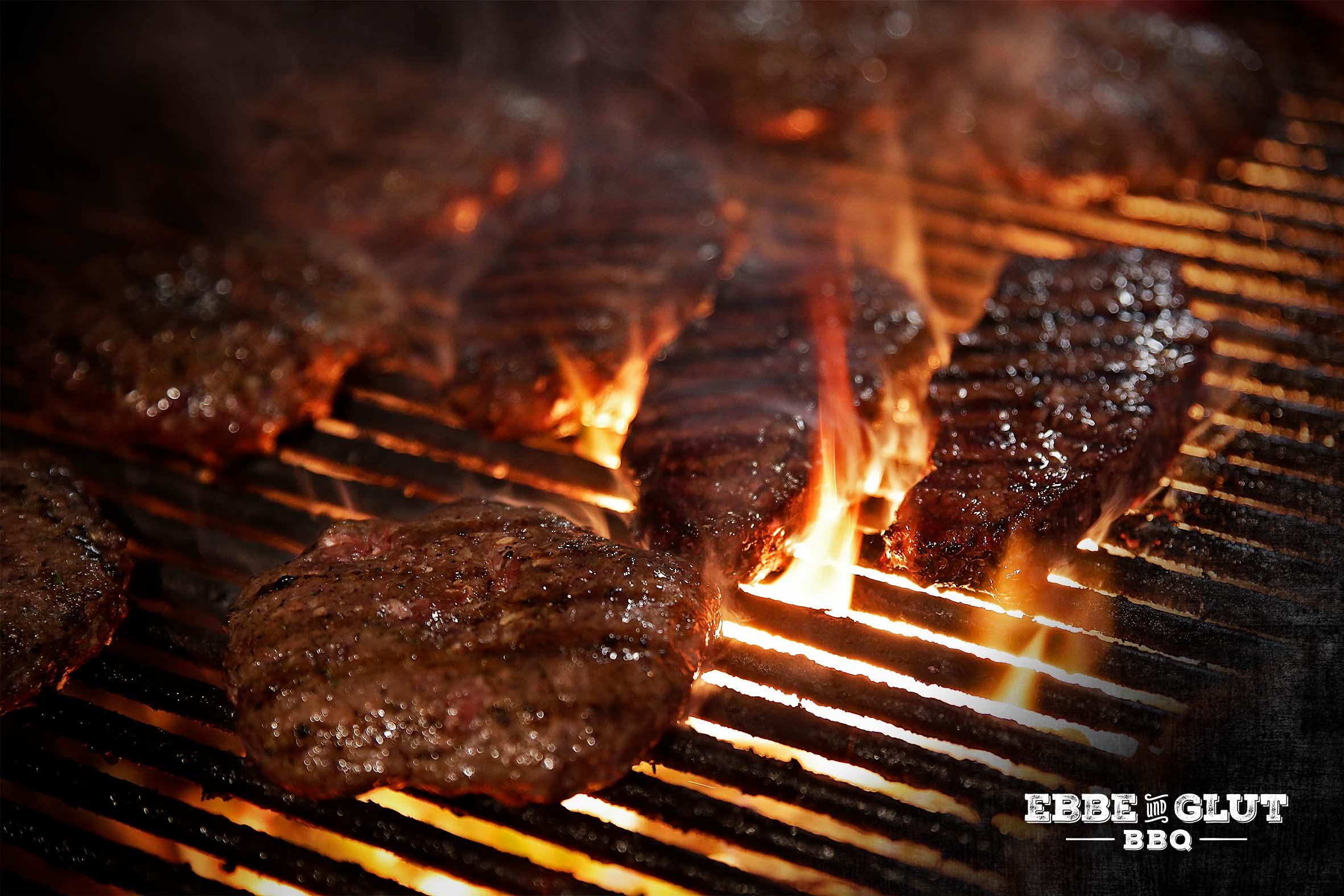 Steak und Patties