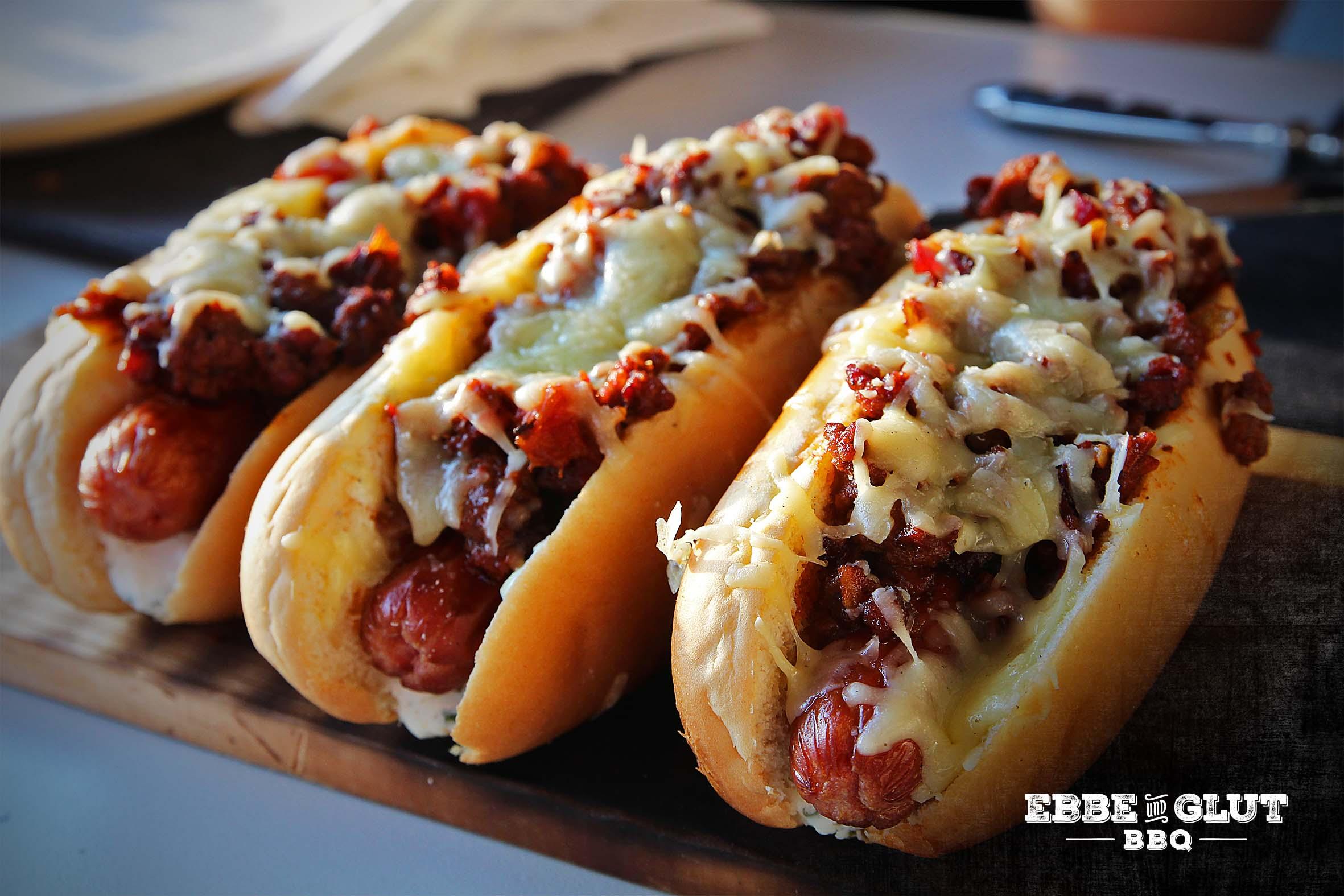 Hot Dogs Kick & Rush