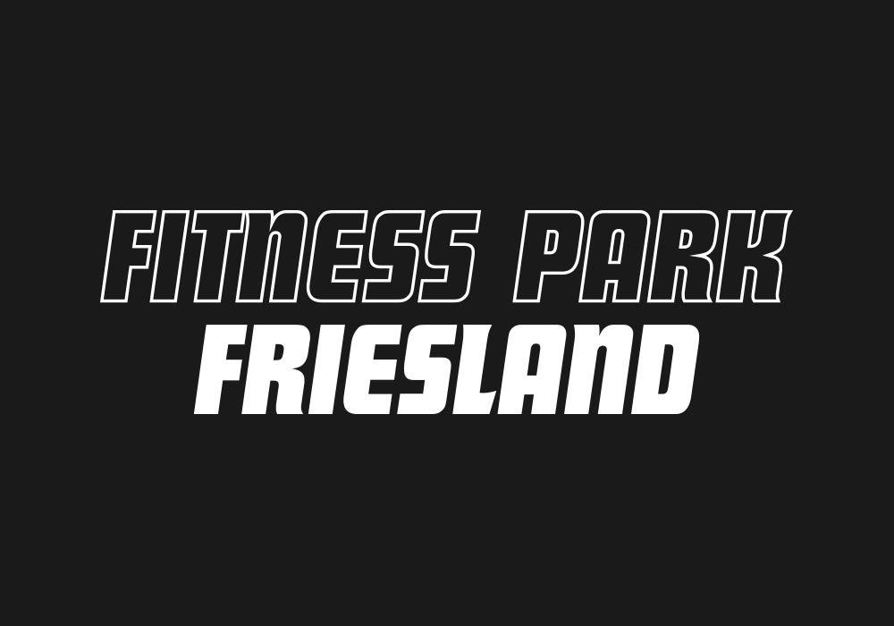 Logo – Fitnesspark Friesland