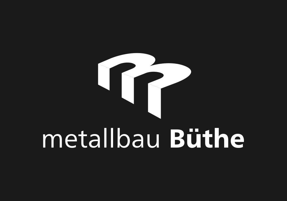 Logo – Metallbau Büthe