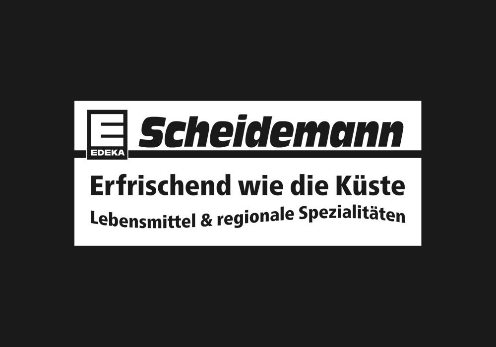 Logo – EDEKA Scheidemann