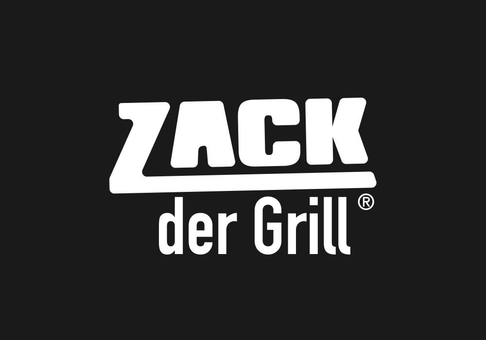 Logo – ZACK der Grill