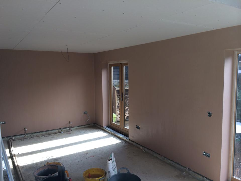 interior plastering solutions