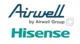 installatore airwell - hisense