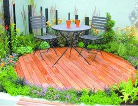 Professional gardener - Hull - RJ Garden Services - Garden decking