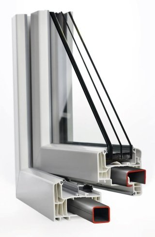Fornitura e posa infissi in PVC e alluminio