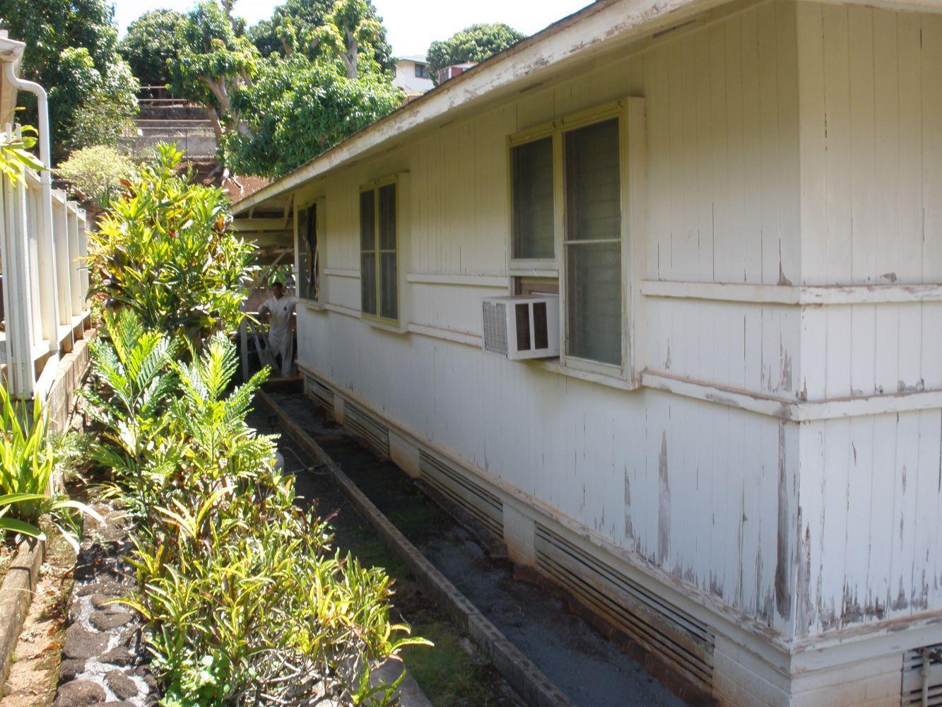 Residential 2 Before