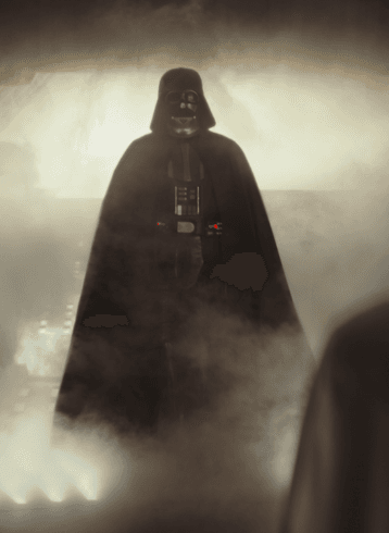 Spencer Wilding Darth Vader, Star Wars Rogue One