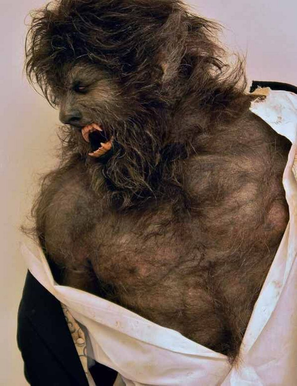 Spencer Wilding - Wolfman