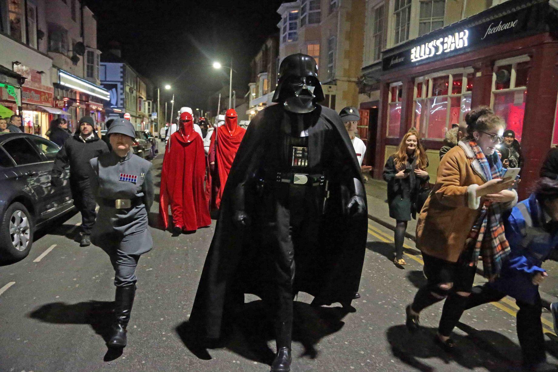 Spencer Wilding Darth Vader
