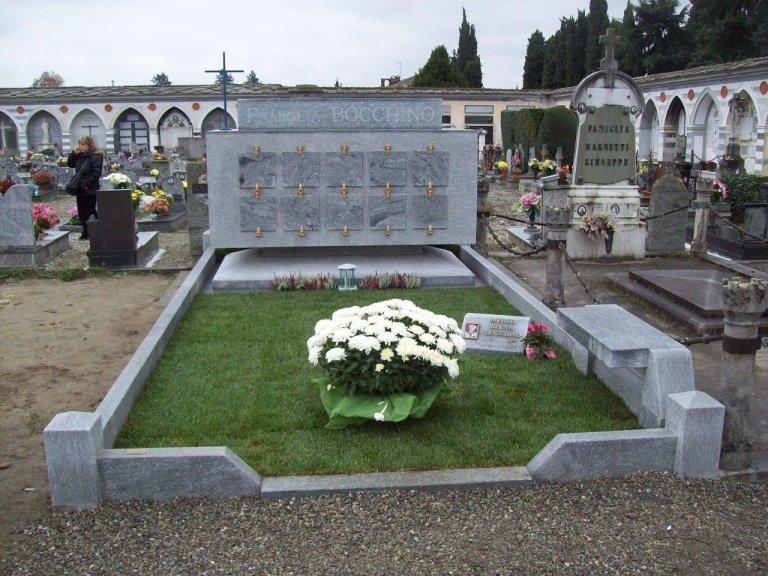 marmista per cimitero