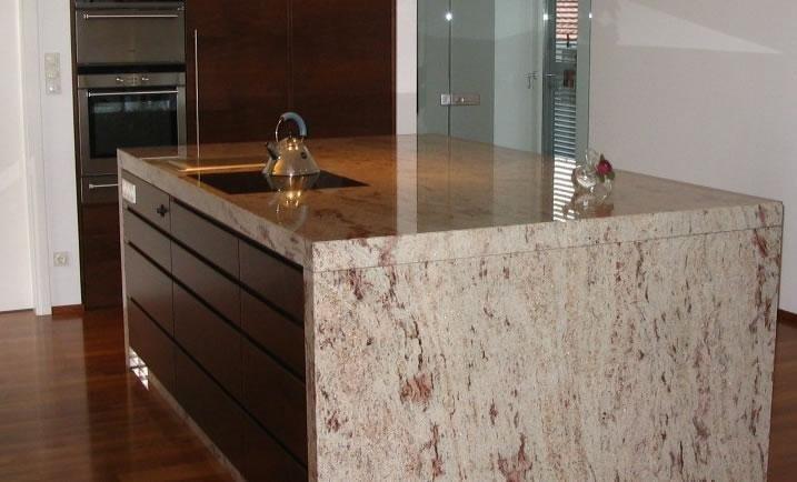 Arredamento in marmo granito e pietra frossasco pinerolo torino rizzo marmi e graniti - Top cucina in granito ...