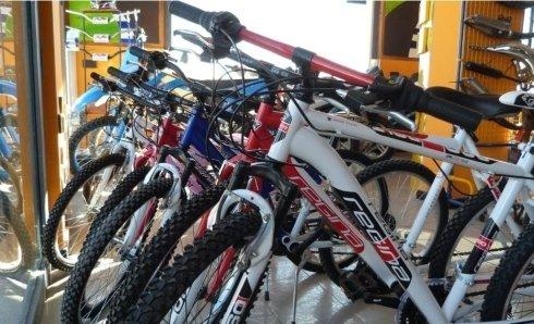 mountainbike, kart, biciclette