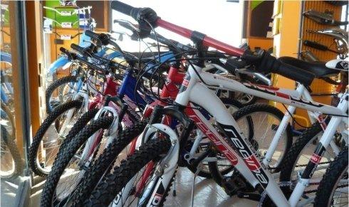 vendita biciclette, mountainbike, accessori per biciclette