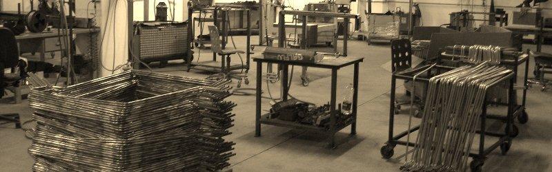 Lavorazioni metalliche in provincia di Treviso