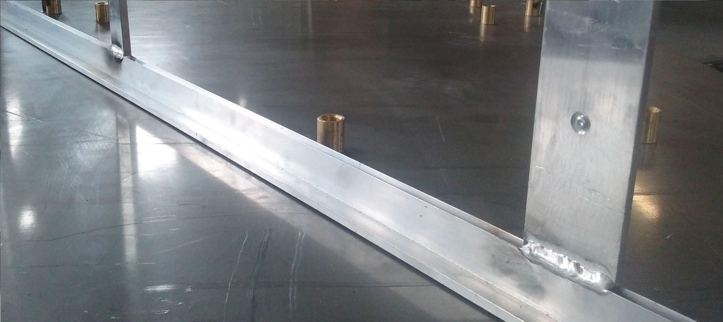 saldatura mig alluminio