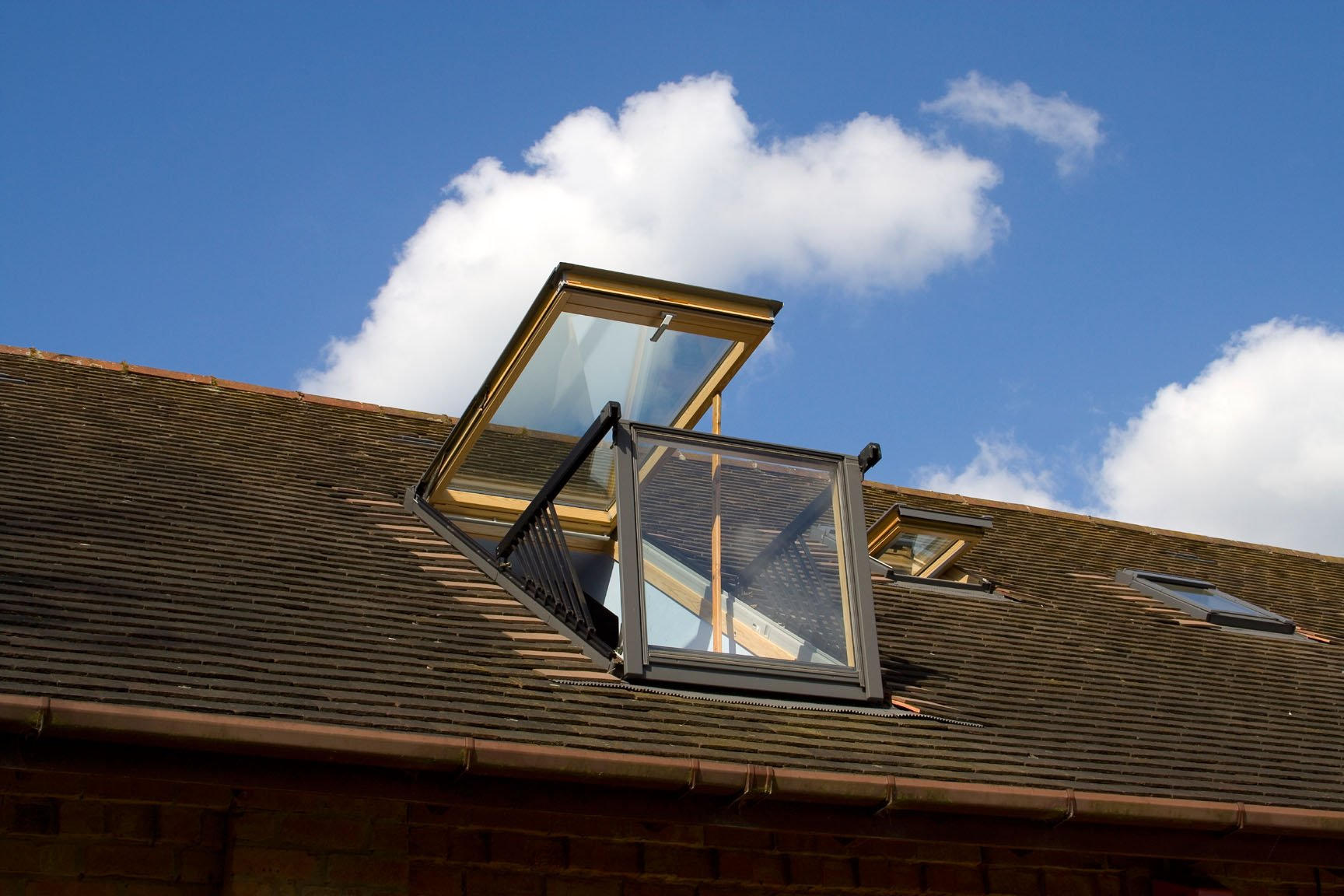 Velux window fittings