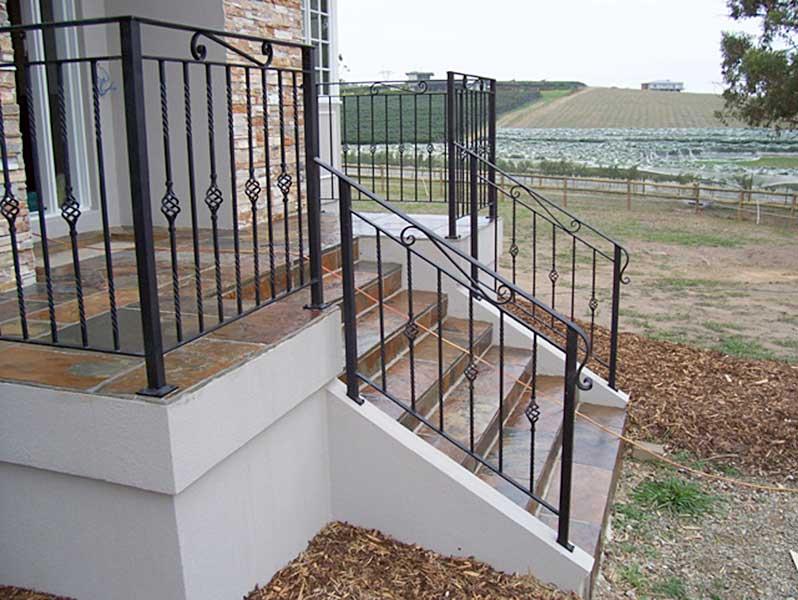 External Balustrades Bayswater North Tarosa Stairs Pty
