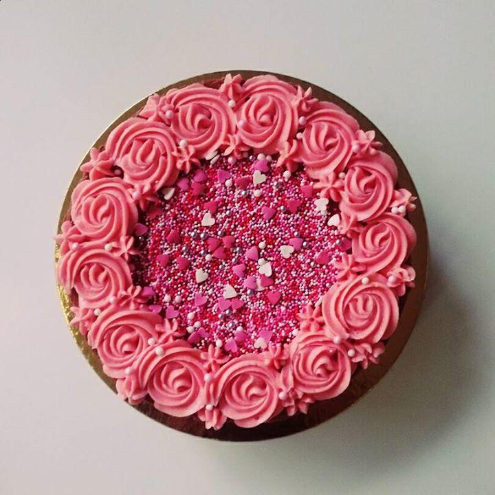 swirls, verjaardagstaart, taart