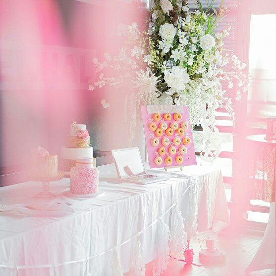 Bakverhalen Sweettable OTTRL roze