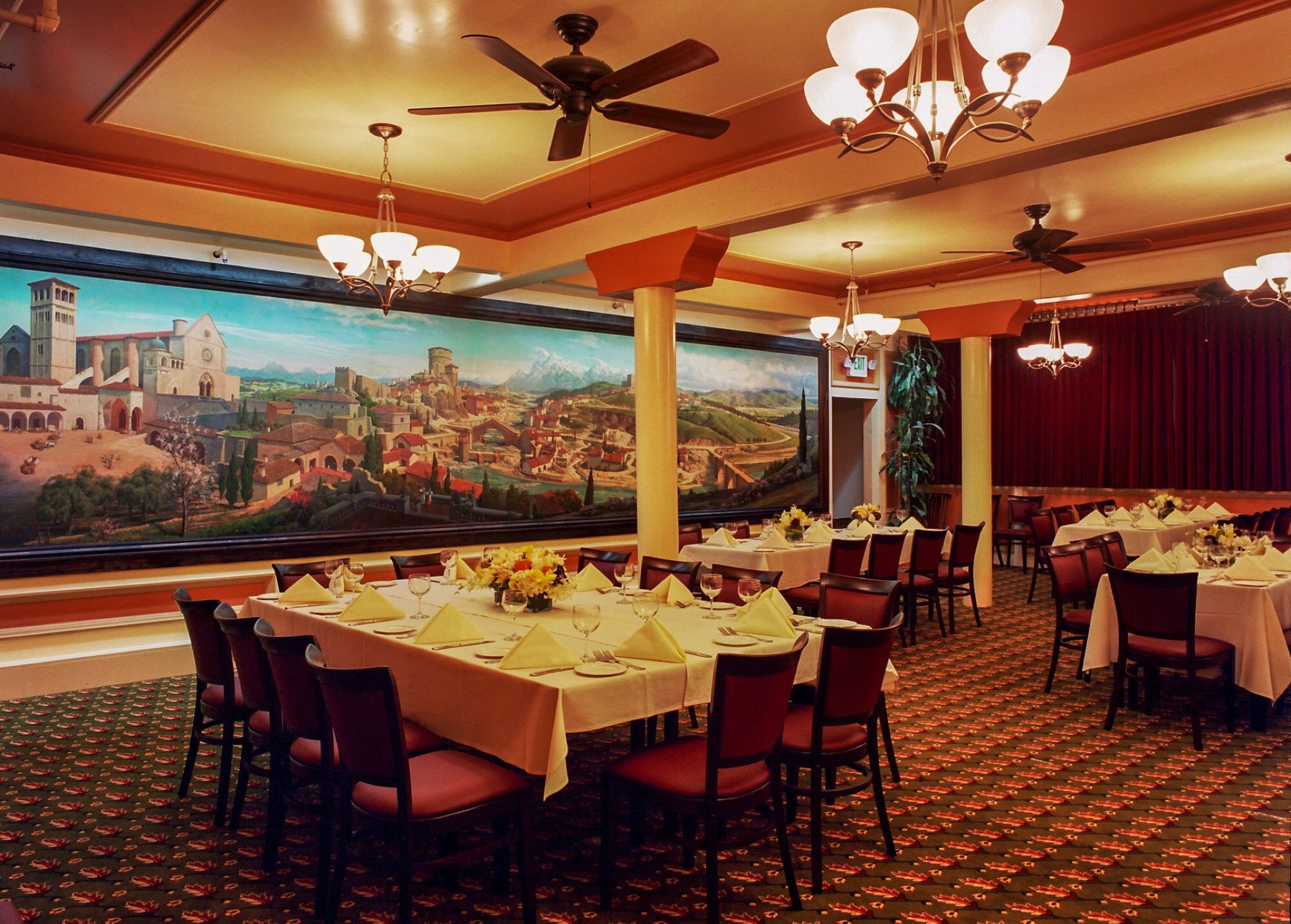 100 private dining rooms san francisco waterbarsan for Private dining rooms san francisco