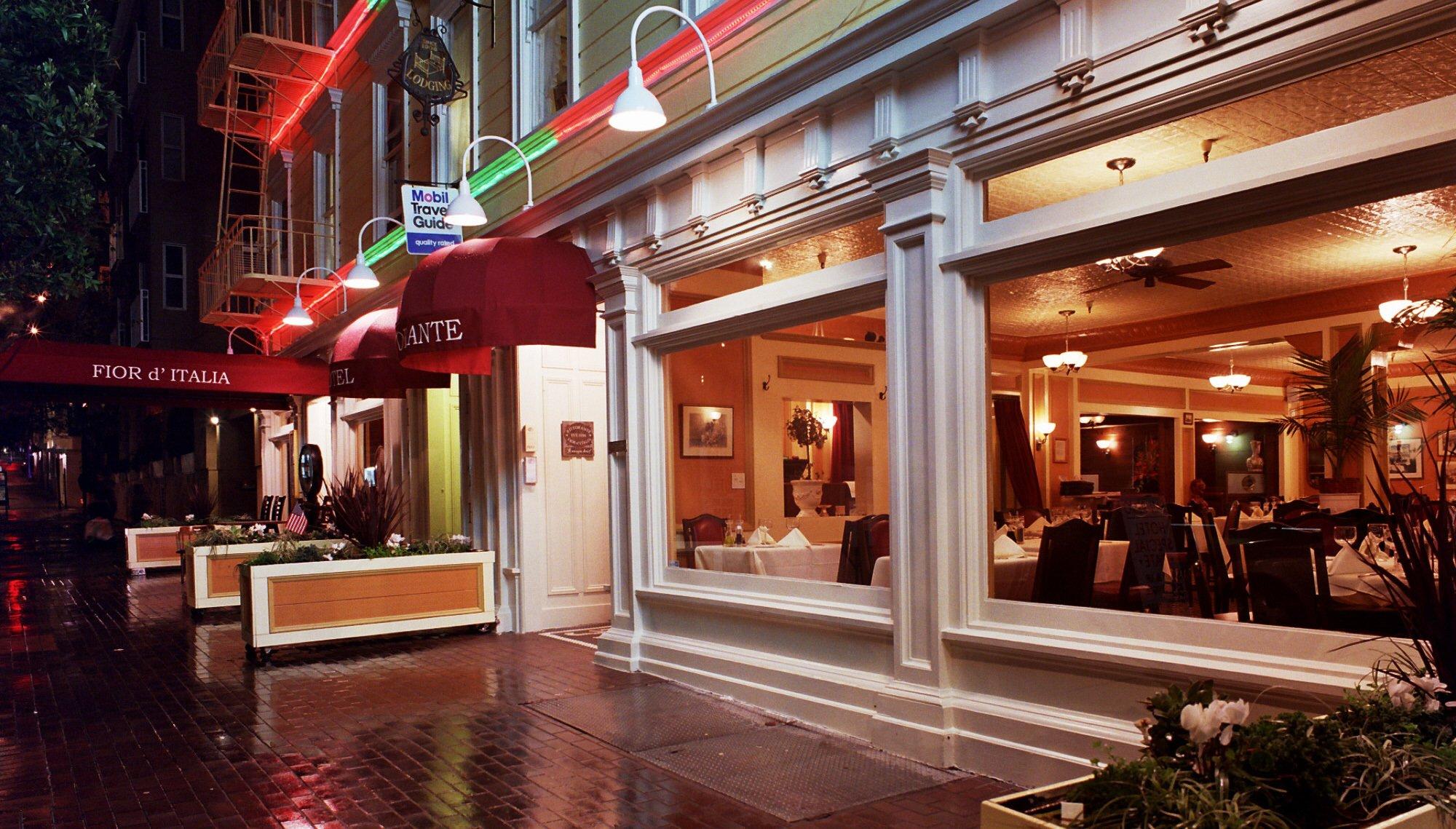 Oldest Italian Restaurant North Beach San Francisco