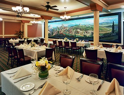 Seafood Restaurant Banquet Rooms in San Francisco, CA