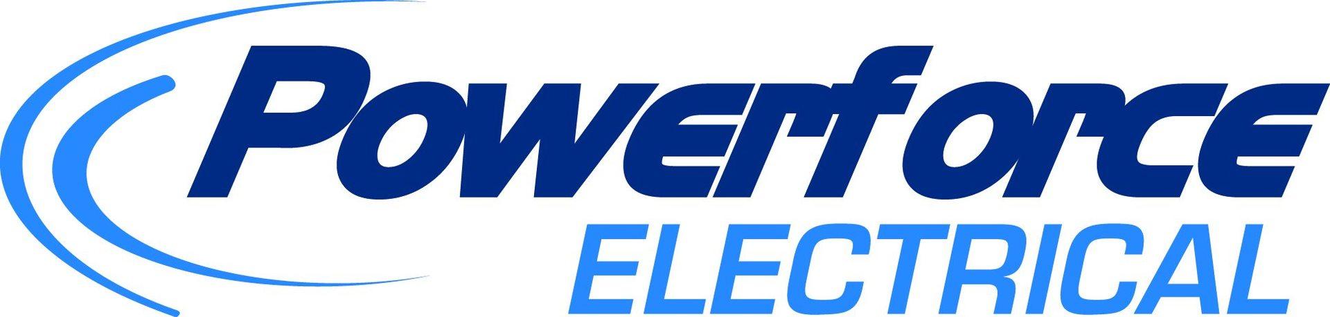 powerforce electrical logo