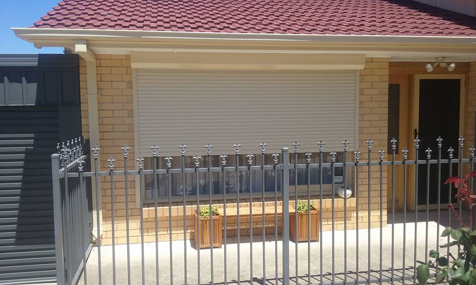 roller shutters cost adelaide