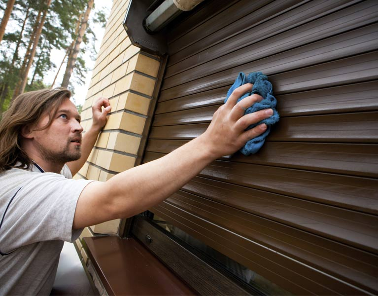 shutter fix roller shutter repairs cleaning