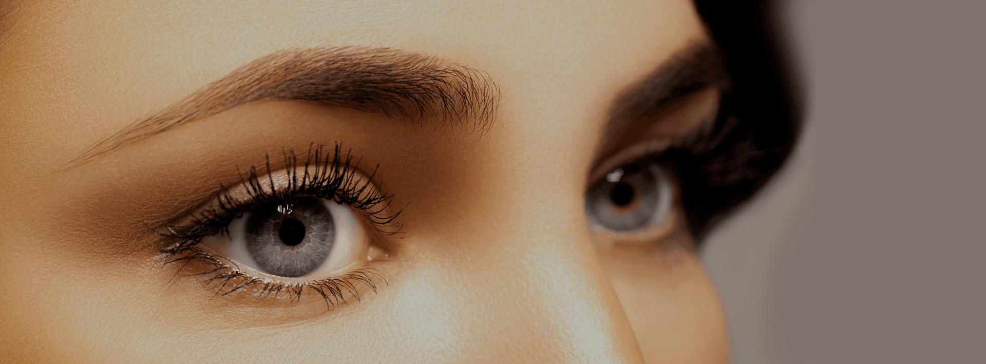 stylish eyelashes