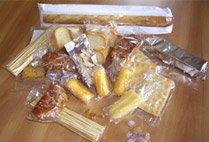 packaging per alimenti, confezionamento alimentare, confezioni per aziende alimentari