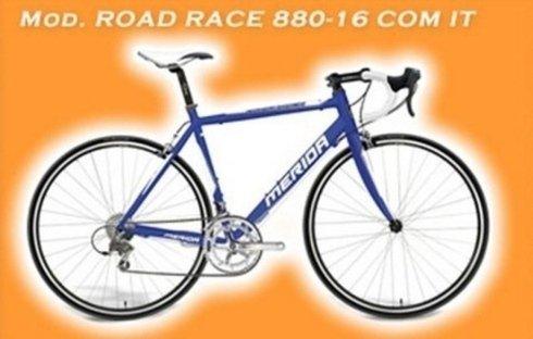 Modello Road race 880-16 com IT