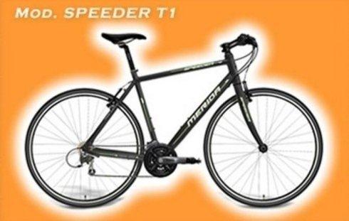Modello Speeder T1