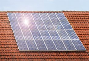 Domestic electrician - Sheffield, South Yourkshire - Bidlec Ltd - Solar energy panel