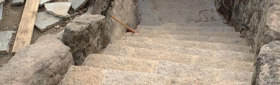 granito per scale