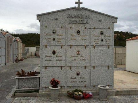 granito per arte funebre