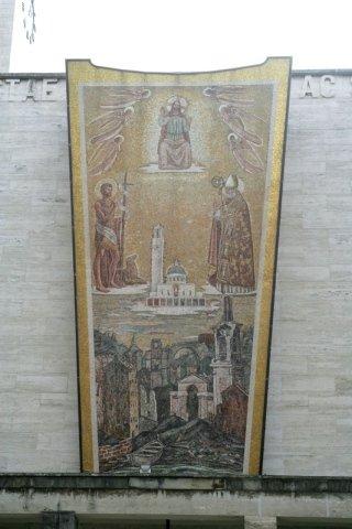 mosaico recco