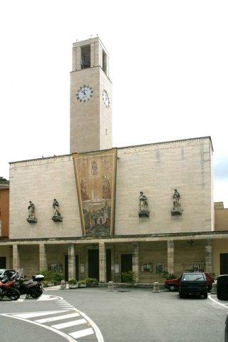 chiesa recco