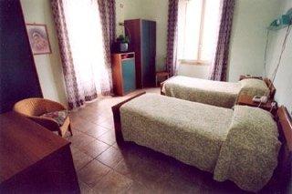 camera doppia albergo