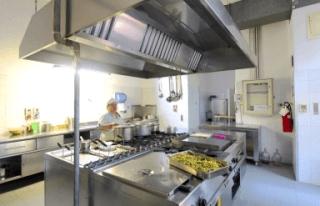 servizio cucina mensa