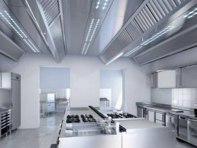 Cappe per cucine professionali e soffitti aspiranti tione di trento trento grandi cucine - Cappe aspiranti per cucine ...